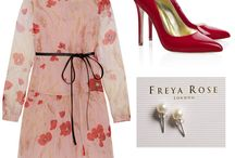 Luxury Summer Event Style | Freya Rose / Sumptuous fashion ideas for your Summer wardrobe.