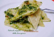 Primi Pasta / Testaroli