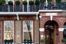 Fachadas Hoteles lindos en el mundo