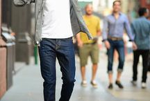 Men Fashion / Summer style fashion