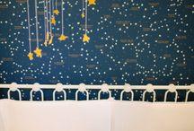 Gwiazdki w pokoju malucha