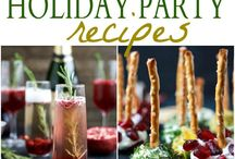 Christmas Party Recipes