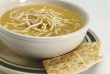 Chicken Noodle Soup / Classic chicken noodle soup is a comfort food suitable for any time of the year, but especially during cold winter months and when you are ill. There is a reason why it is called Jewish penicillin! This version is made from scratch, so allow time to cook the chicken. Feel free to use this recipe as a guideline, using canned broth and pre-cooked chicken to save time. The soup may be made ahead and refrigerated or frozen. For more visit http://bestlifeblueprint.bizblueprint.com/healthy-recipies/ch