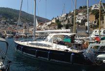 www.sailaway.se / Sail in Greece and the Mediterranean sea on a luxury equipped Jeanneau 53 with skipper! www.sailaway.se Segla i Grekland på en lyxutrustad Jeanneau 53 med skeppare!