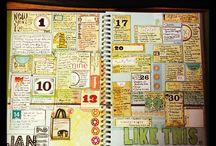 Smashbook & journaling