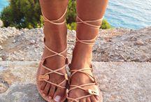Sandali schiava