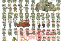 Disegno army