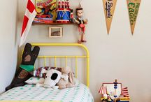 Spaces for Tinys / Kids Rooms