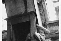 Franceska Woodman / the artist Franceska Woodman
