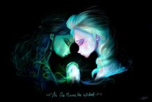 Idina Menzel / Wicked, If/Then, and Frozen / by Balay McDermott