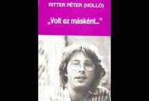 Holló együttes Ritter Péter Búzavirág-koszorú