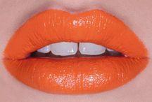 makeup  / labios