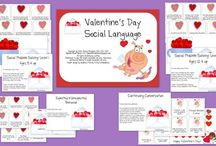 Valentine's Day Themed Social Skills / by Jamie Caruso