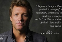 Bon Jovi / by Janet Mackley