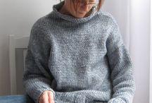 Knitting - Sweaters