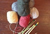 Crafts - Learning to Knit