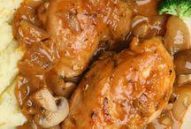 grandmother`s chicken recipes
