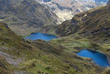 Trek au Pérou / Le trek au Pérou...un voyage idéal pour se ressourcer l'esprit !