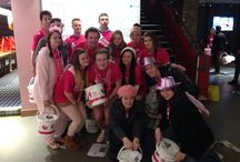 London Megaraid 2013 / Student fundraising for breast cancer campaign / by Breast Cancer Now
