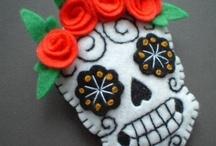 Sugar Skulls / Dia de los Muertos