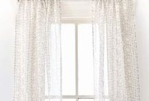 Curtains / by Allee Sangiolo
