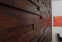 Cladding staggered