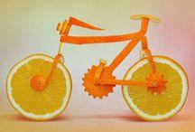 the world is orange / by Gratzy
