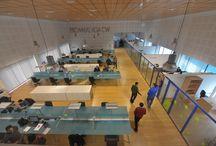 Promálaga Coworking / Incubadora de Promálaga Coworking en el Parque Tecnológico de Málaga