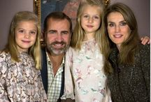 Royal family of Spain / royal family