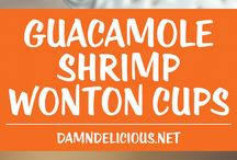shrimp cuisine & simple dishes