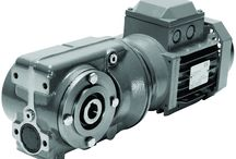 Radicon Gearboxes / We supply from stock in-line helical geared motors and right angle worm gearboxes manufactured by Radicon Transmissions, formerly known as David Brown Radicon.
