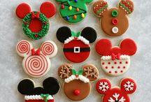 decorating cookies kerst