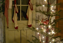 Old country Ideas for Christmas / by Carrie Jester