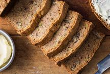 Breads...sweet and savory