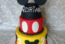 Mickey Mouse Party / by Jacque Burge