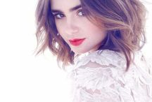 Muse : Lily Collins