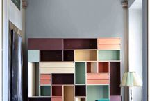 Shelving and storage / by Karin Graflund