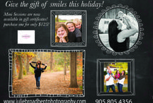 Julie Broadbent Photography / Professional lifestyle and wedding photographer located in Halton Hills, Ontario