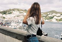 STYLE | Travel / In a holiday mood and style