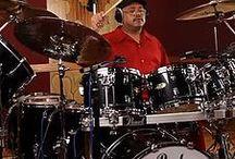 Drummers / Mijn favouriete drummers