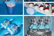 Birthday Party Frozen