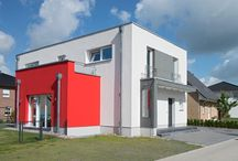 Schickes Bauhaus in Hamburg-Glinde