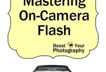 how to use flash