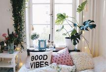 aesthetically pleasing weird tumblr room