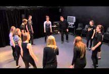 acting pratice*