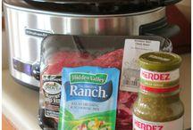 Crock Pot Recipes! / by Lilyan Hill