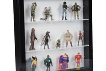 Action Figure Display Solutions