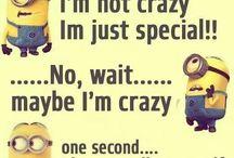 Minions hahaha