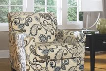 Pattern Accent Chairs