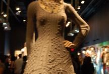 Knitting and crochet / by Lisette Dennis